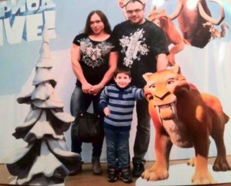 ナタリアとその家族