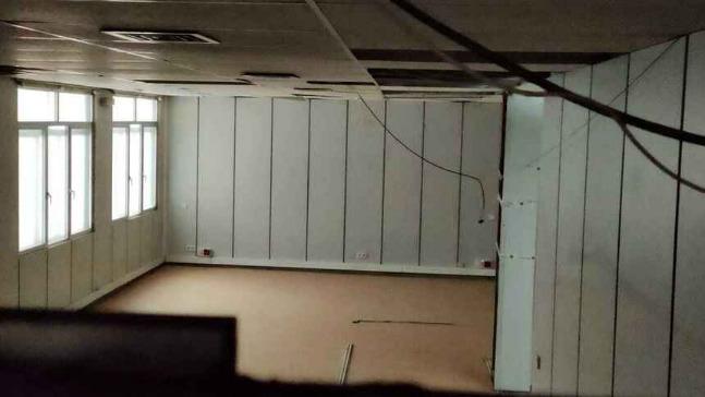 マルタ・シンタ・ゴンザレスの教室跡